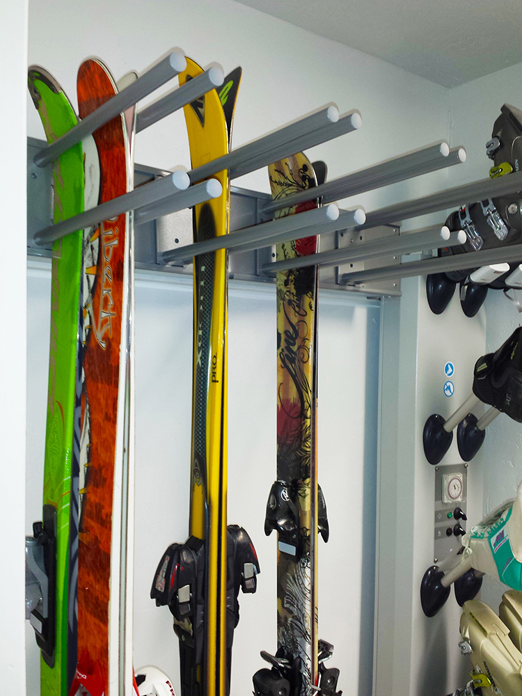 Utah-garage-solution-store-wall-skis-Park City